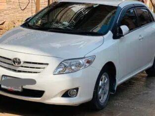 Toyota Corolla 2OD Diesel