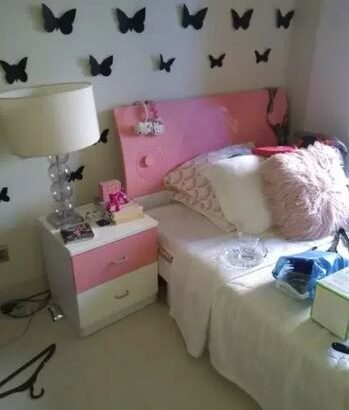 GIRLS KING SIZE BED SET for sale in islamabad