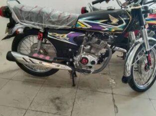 Honda 125 for sale in gujrawala