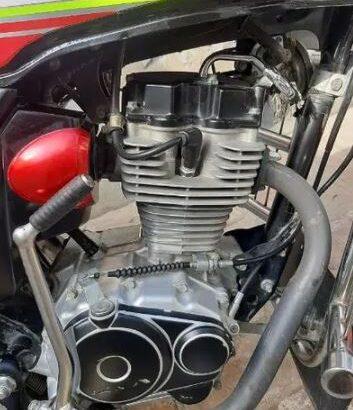 Honda deluxe