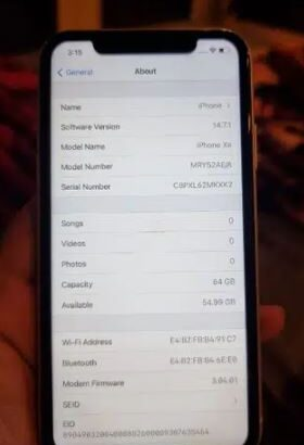 Iphone XR for sale in islamabad
