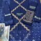 linen 2pc Embroided for sale in bhawalnagar