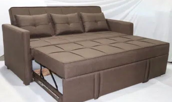Folding Sofa cum bed for sale in lahore