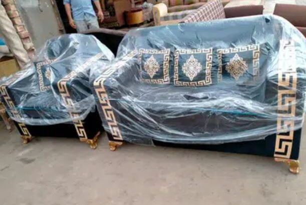 Coffee Chairs with Table, 5 Seater Sofa's for sale lahore