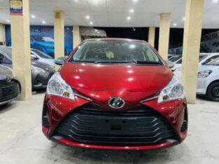 Toyota Vitz jewela for sale in gujrawala