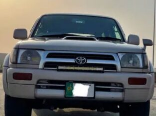 Toyota Surf 1996 for sale in lahore