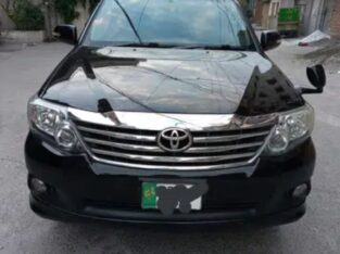 Toyota Fortuner 2016 For sale in lahore