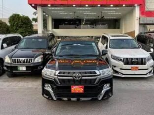 Toyota Land Cruiser Zx for sale in lahore