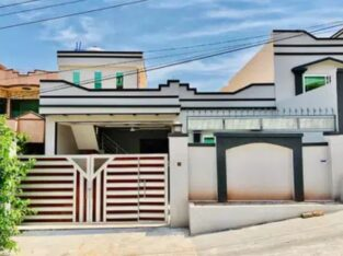 10 Marla 3 Bed house for sale in Rwalpindi