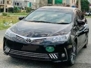 Toyota altis 1.6 automatic For sale in lahore