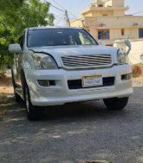 Toyota prado model 2002/2005 for sale in karachi