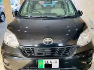 Toyota passo 1.0 XLS for sale in gujrawala