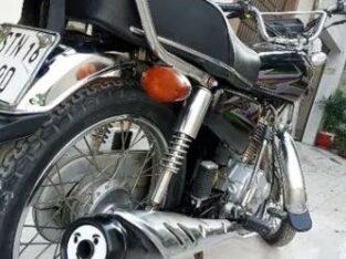 125cc honda for sale in Sialkot