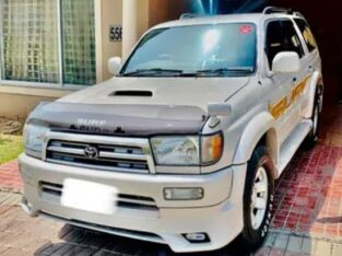 Toyota Surf 1997 For sale in islamabad