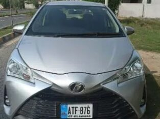 Toyota vitz For sale in Lahore