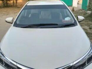 Toyota Corolla Gli 2018 Manual for sale in layyah