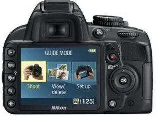 Nikon D3000 For sale in Faisalabad