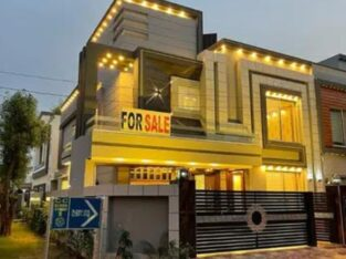 10 marla corner House For sale in Lahore