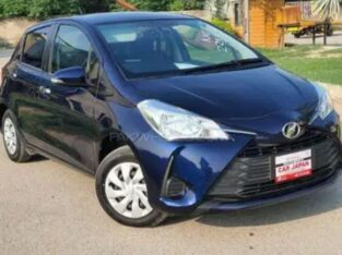 Toyota Vitz F Smile 2018 For sale in lahore
