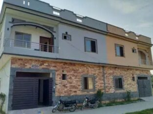 Double story 3 Marla (2)house for sale in Sialkot