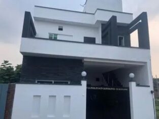 5 Marla double storey modern house in lahore