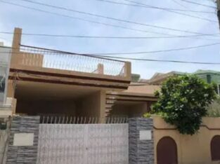 21-Marla Double Story House For Sale in Rahimyar k