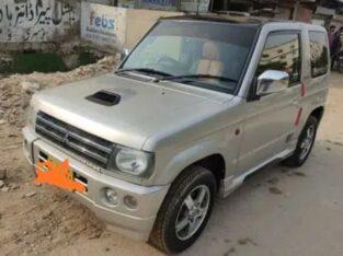 Mitsubishi pajero mini For sale in karachi
