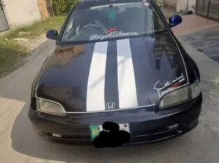 1995 civic Ex For sale in lahore