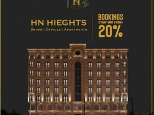 HN-HEIGHTS a mixed-use project of hn developer a