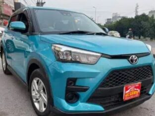 Toyota Raise 1.0 Turbo Engine for sale in lahore