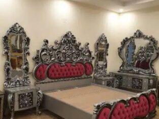 Royal bed dressing for sale in multan