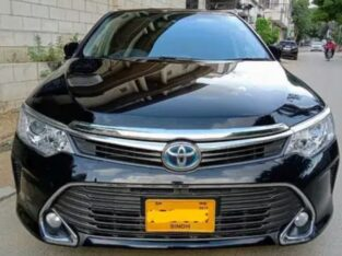 TOYOTA CAMRY HYBRID 2014/19 for sale