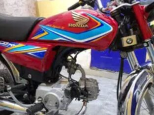 Honda 70 total ganeion very very good condition