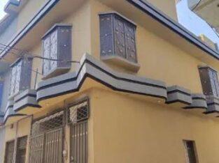 5 Marla Fresh Corner Home for sale in peshawar