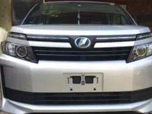Toyota Voxy Hybrid Car model 2015/2021 for sale