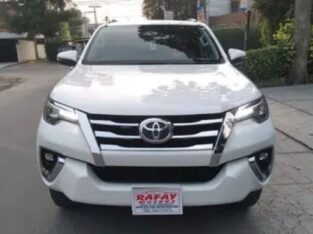 Toyota Fortuner 2.7 Petrol / 2019 for sale
