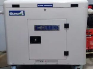 15 kva Cummins conopy generator double cylinder
