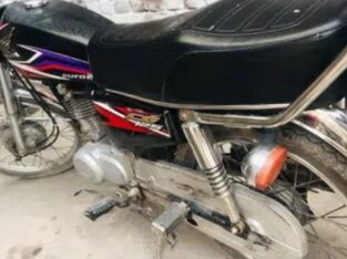 2017 Honda-125 for sale in gujranwala