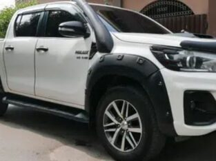 Toyota Hilux Revo V 3.0 sindh registered