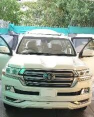 Land Cruiser zx for sale in islamabad