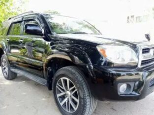 TOYOTA HILUX SURF SSR-X for sale