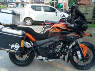 Rx3s 400cc zongshen. condition 10/10 low milage