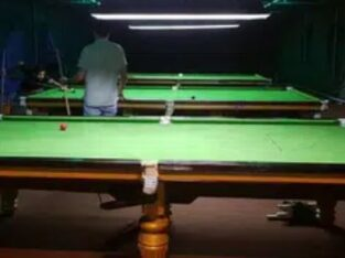 snooker table for sale in karachi