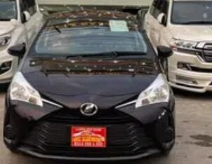 Toyota Vitz Safety Edition 3 for sale