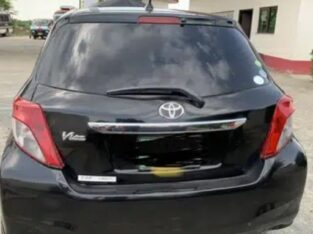 Toyota vitz 2012/2016 for sale in failabad